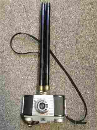Kodak Pony 135 Camera with Tripod