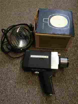 gaf Anscomatic Super 8 and Atlas Warner Super 8 Sealed