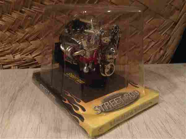 Limited Edition Chevy Small Block Street Rod Engine
