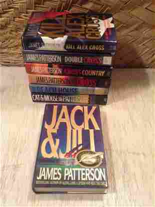 """Autographed """"Jack & Jill"""" & First Edition James"""