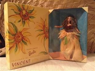 1998 Mattel Limited Edition Vincent Van Gogh