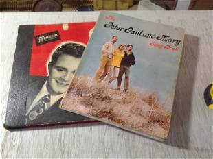 Phil Brito Sings 78 Box Set and Peter Paul and Mary