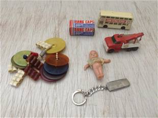 Vintage toys and more