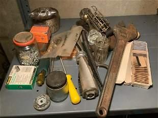 miscelleneous tool lot