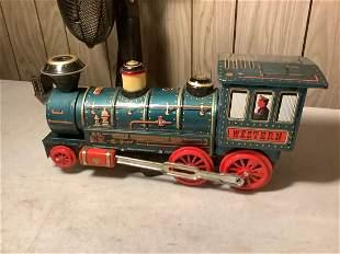 tin mechanical train