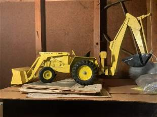 Ford 7500 metal construction model