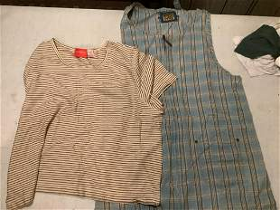 2 womens shirts new with tags large