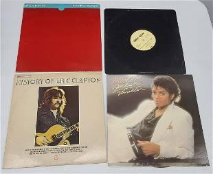 Records Thriller Duran Duran Eric Clapton Dire Straits