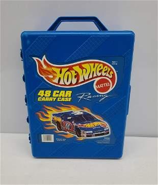 Vintage Hot Wheels Plastic Case