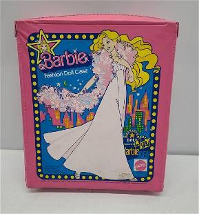 1970s Barbie Doll Case