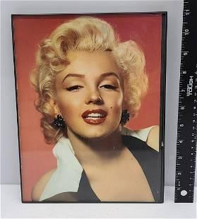 Framed Marilyn Monroe Print