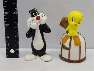 Sylvester & Tweety Salt and Pepper