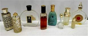 Vintage Perfumes & Bottles