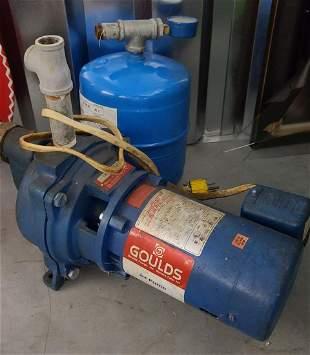 Jet Sump Pump