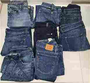 Women's Jeans 28/29 incl Levi's