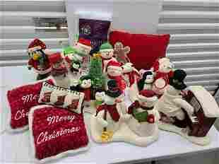 Hallmark Snowmen & More Christmas