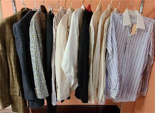 Vintage Men's CLothes Incl Bergdorf Goodman