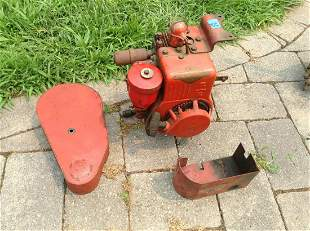Early Briggs & Stratton 3 Horse Power Engine