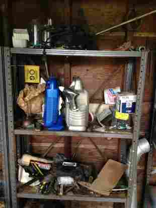 Contents of Shelves