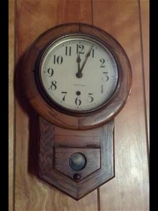Seth Thomas Wall Hanging Clock