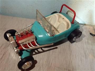 1963 Barbie Car
