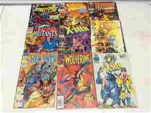 X-Men and other Comics