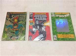 Lot of Special Edition Comics