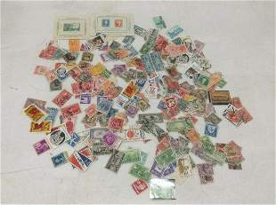 Large lot of Stamps