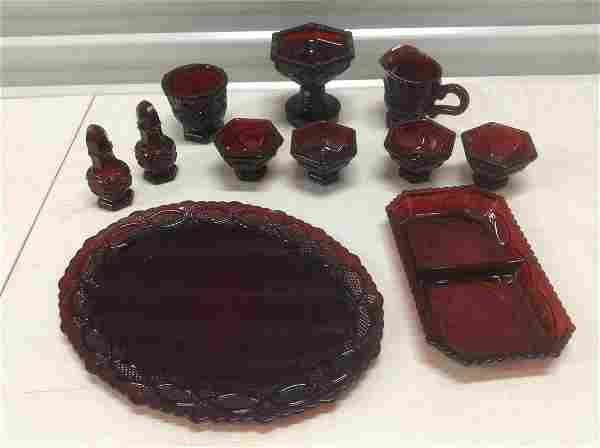 1876 Cape Cod Ruby Red Collection