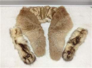 Real Fur Stole and more