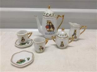 Lot of Porcelain Miniatures
