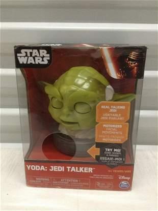 Star Wars Yoda Jedi Talker - Mint Never Opened
