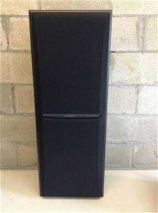 "Kenwood Speaker 15""x38""x9.5"""