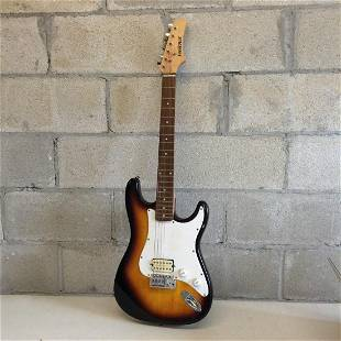 """First Act Electric Guitar 38.5"""" long"""