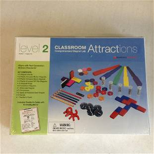 Classroom Attractions Comprehensive Magnet Lab