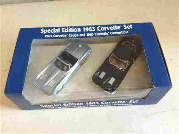 Revell Special Edition 1963 Corvette Set