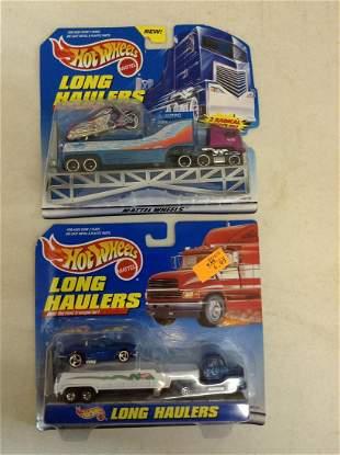 Hot Wheels Long Haulers