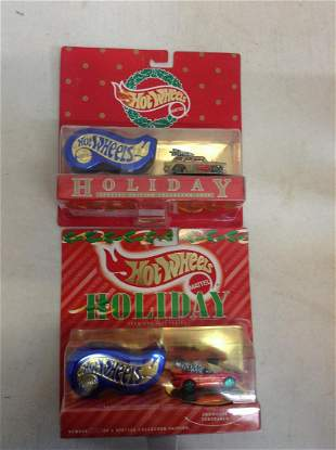 Hot Wheels Holiday special edition collector edition