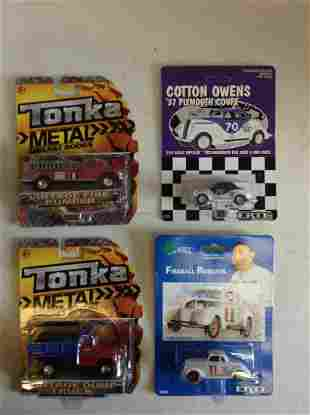 Lot of Tonka Trucks Diecast Bodies and more