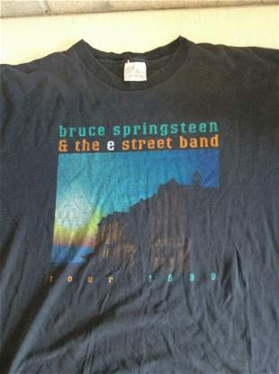 Bruce Springsteen t-shirt size 2XL