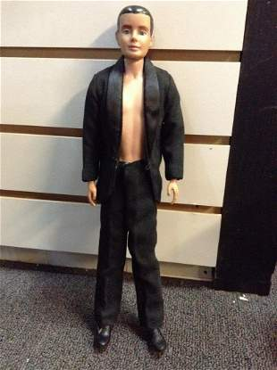 Early Ken Doll Marked MCMLX