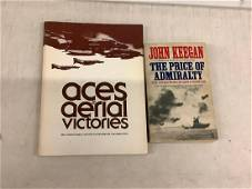 """""""The Price of Admirality"""" and """"Aces & aerial Victories"""""""