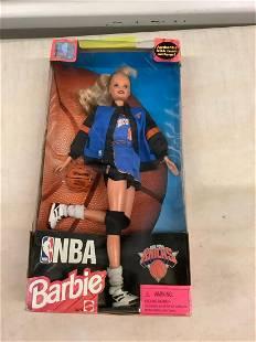 1998 NBA Knicks Barbie