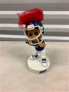 NY Giants Troll bobblehead