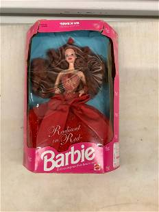 1992 Radiant in Red Barbie