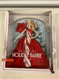 2019 Holiday Barbie