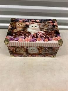 """""""Cute Cats"""" box"""