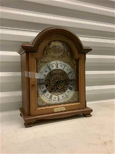 Hamilton Mantle Clock - not working