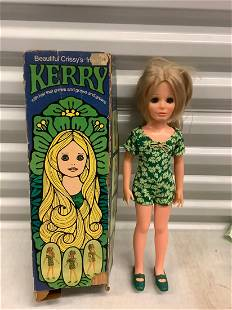 Vintage Ideal Kerry doll with box