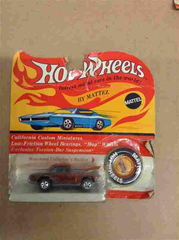 "1969 Hot Wheels Red Line ""Mercedes Benz 28QSL"""